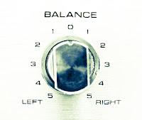 Stereo Balance Indicator