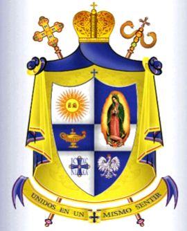 Escudo Eparquia Greco-melquita Catolica  de Mexico