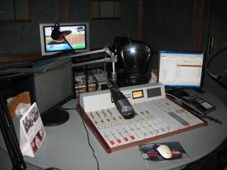 Siaran Radio di Pekanbaru