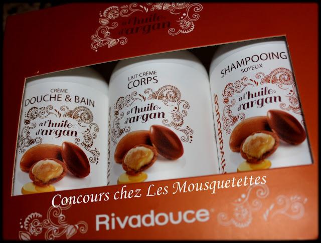 Résultat concours Rivadouche chez Les Mousquetettes©