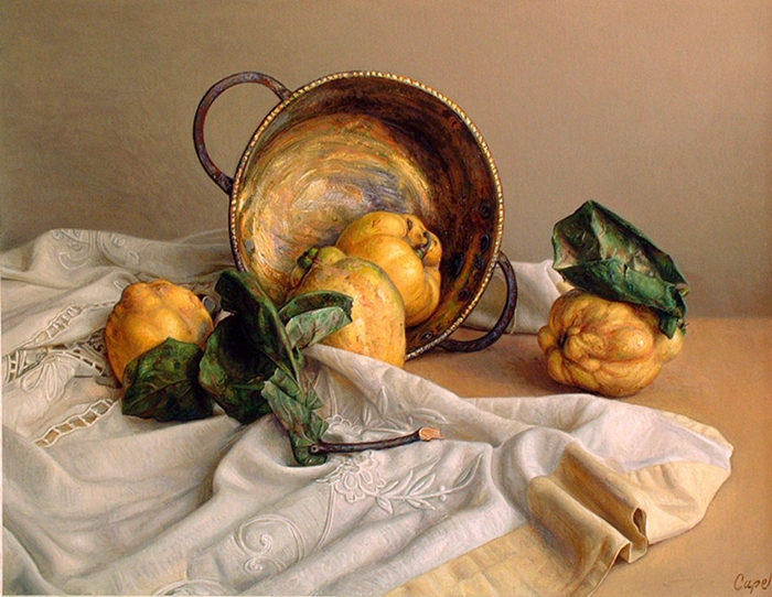 Antonio Guzmán Capel 1960 | Spanish Hyperrealist painter