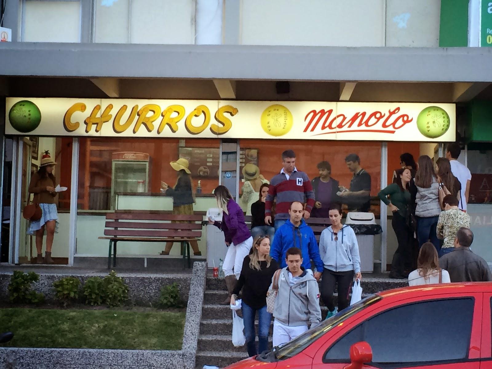 Churros Manolo, Punta Del Este, Uy, Uruguai