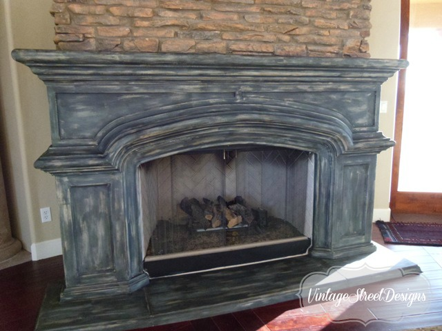 chalk paint brick fireplace 2017 2018 best cars reviews With what kind of paint to use on kitchen cabinets for candle holders for fireplace mantel