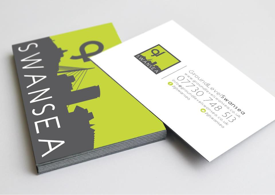 Ground level swansea business cards at the ready ground level media we have had a lot of positive feedback so far and we are very happy with the design and also the quality so thanks to moo for printing these for us colourmoves