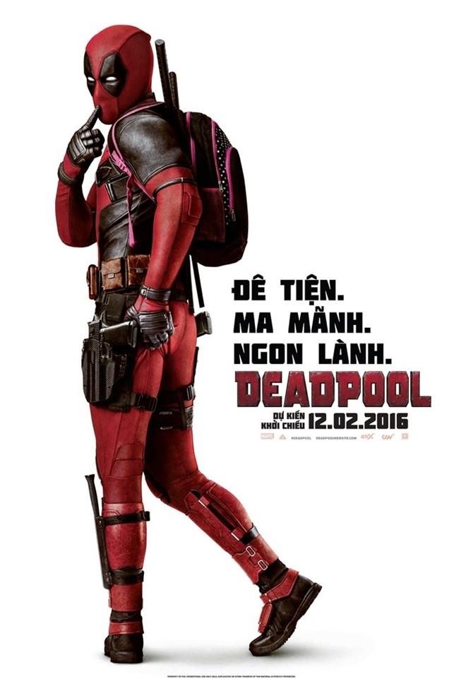 Dị Nhân - Deadpool