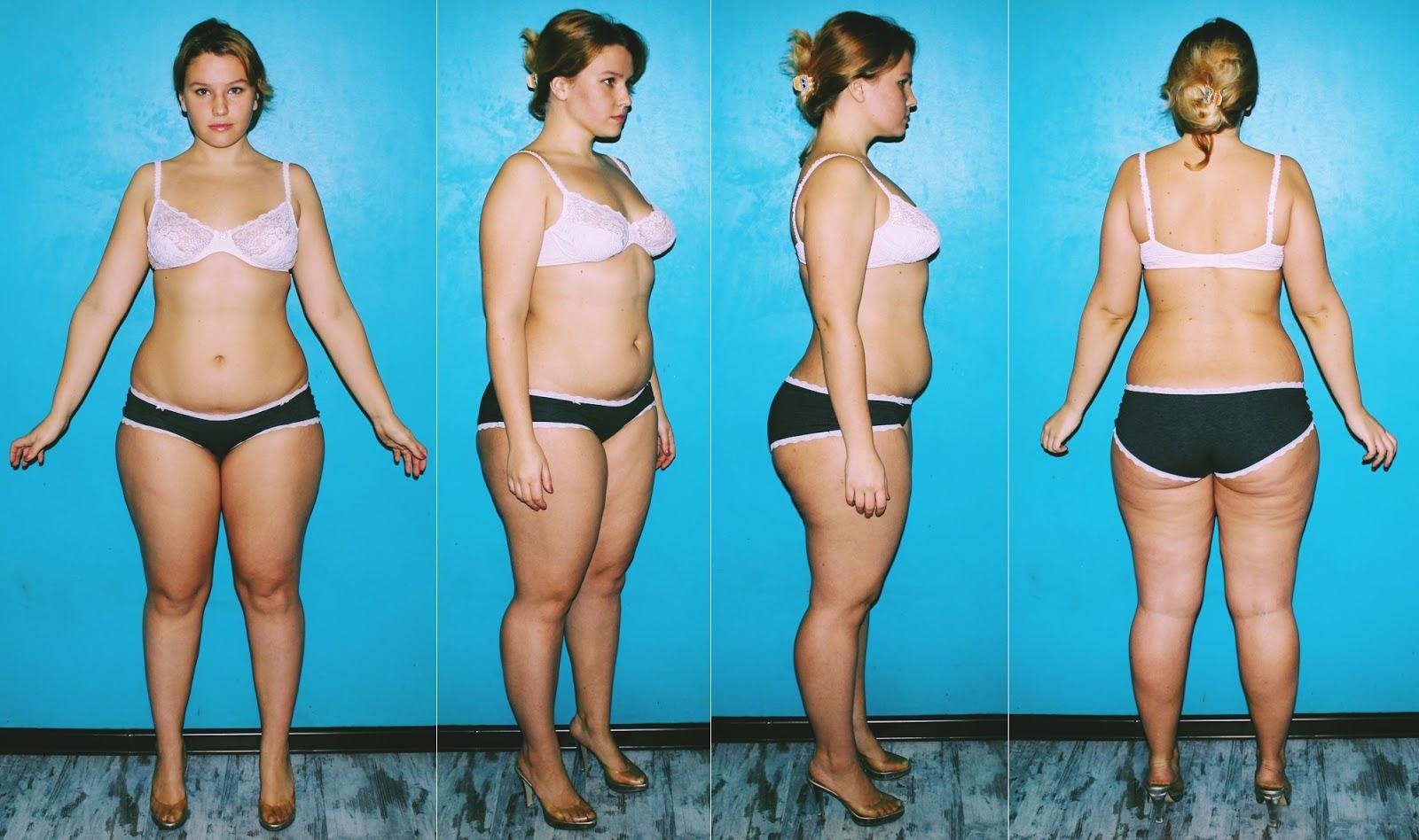 похудеть на 50 килограмм за полгода