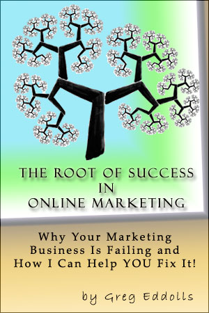 The root to success in on line marketing
