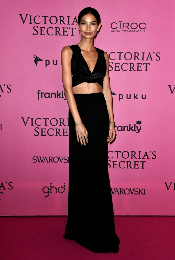 Lily Aldridge Victoria Secret