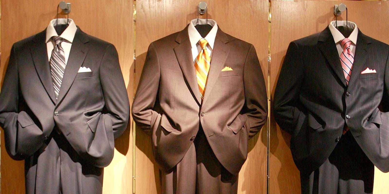 rede de lojas Mens Wearhouse em Nova York