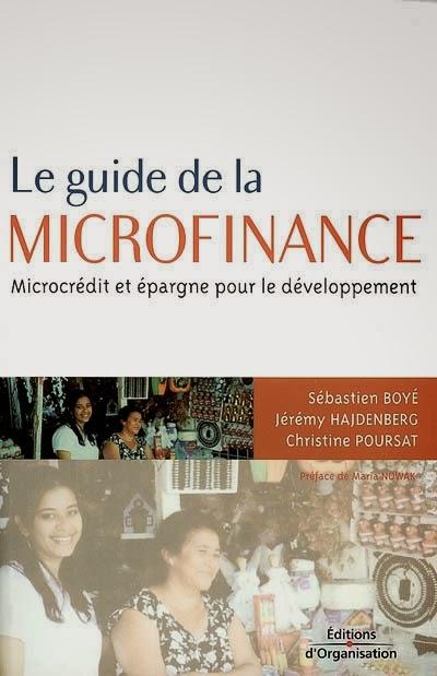 Télécharger le Livre : Le Guide de la Microfinance - Microcrédit et Epargne pour le Développement