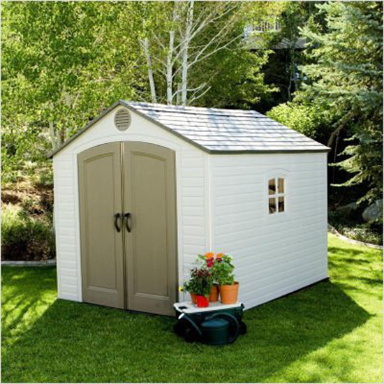 The Skylight Shed 4x6 is manufactured to a very high standard Palram sourcing long lasting materials to create your shed. & Plastic garden sheds malaysia 4d