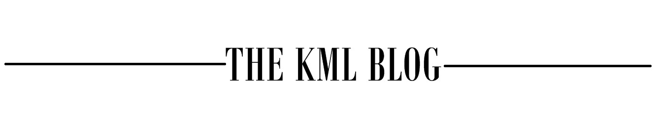 THE KML BLOG