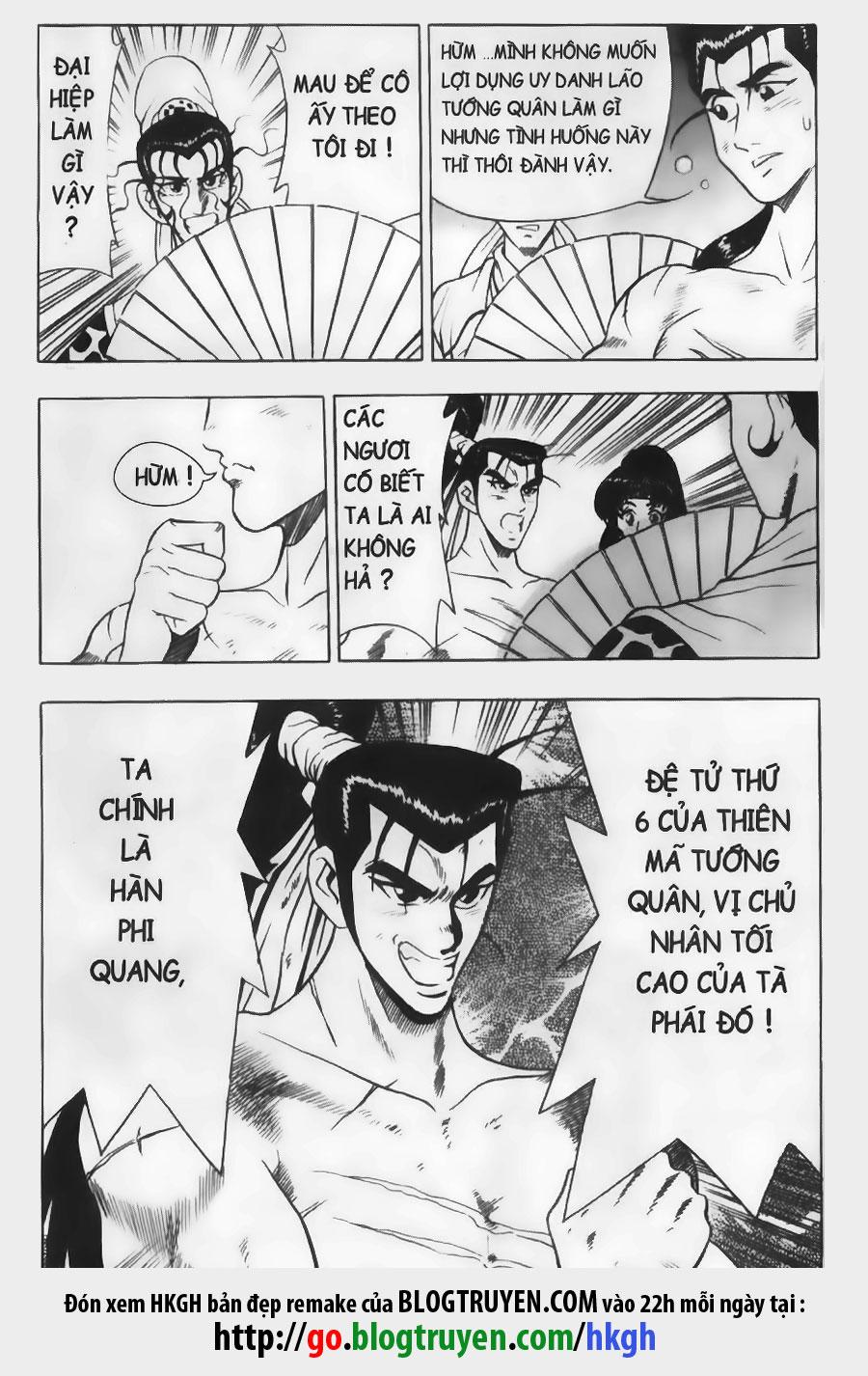Hiệp Khách Giang Hồ chap 44 page 23 - IZTruyenTranh.com