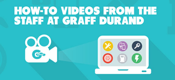 Watch How-To Videos from the Staff at Graff Chevy Durand