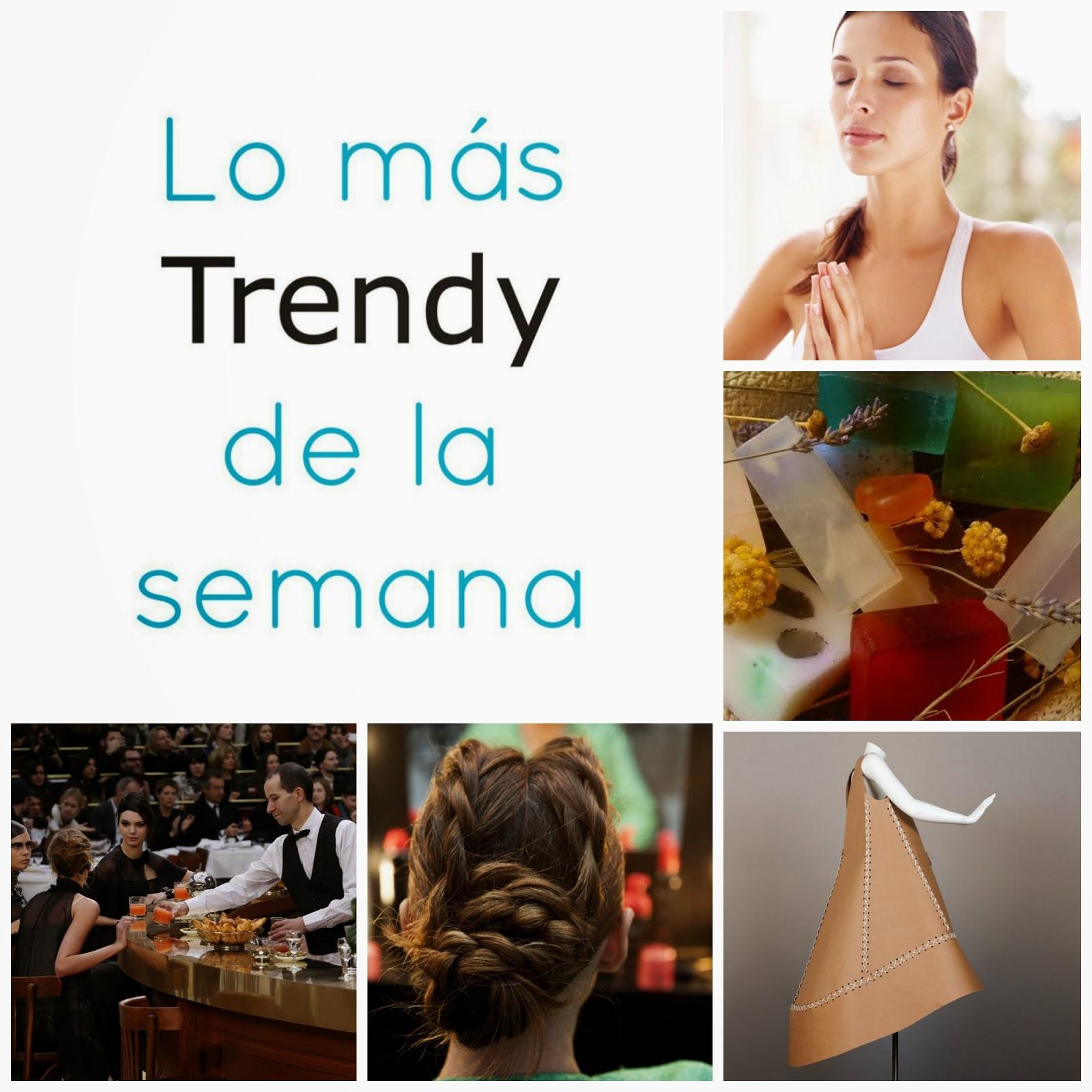 Lo mas trendy de la semana recomendaciones planes tendencias Madrid fin de semana