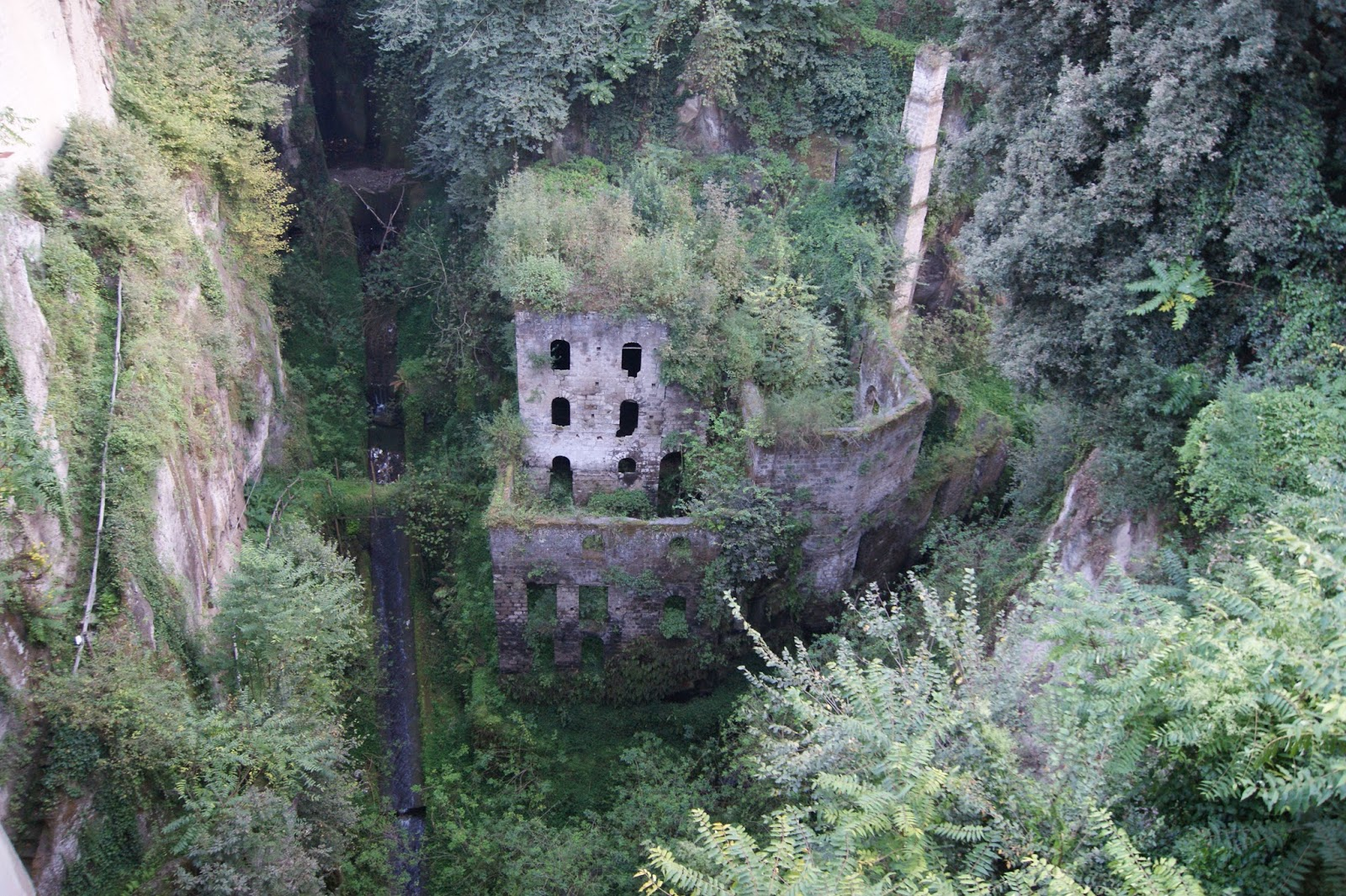 Abandoned Mill Sorrento