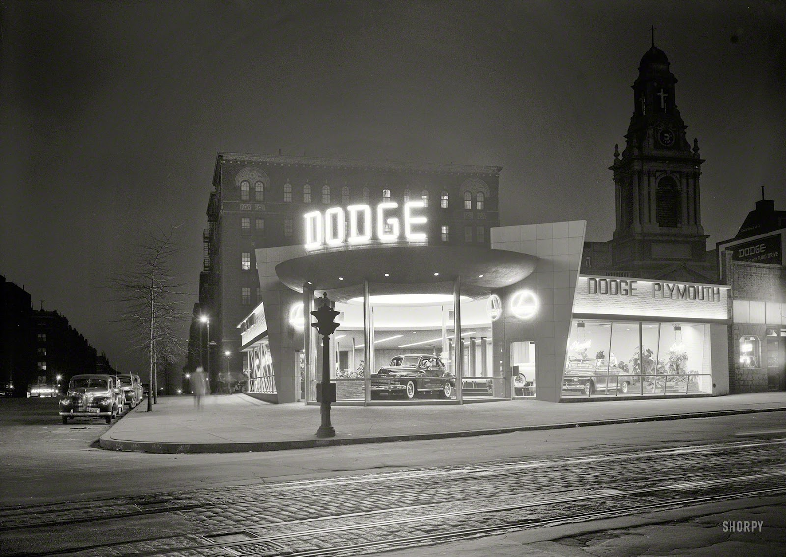 Ultimate Collection Of Rare Historical Photos. A Big Piece Of History (200 Pictures) - Dodge dealer