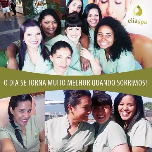 Campanha do Sorriso no Eliá SPA