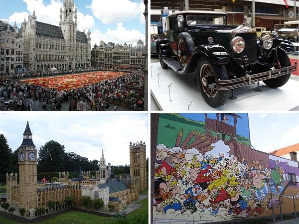 10 atrações imperdíveis em Bruxelas (Bélgica)