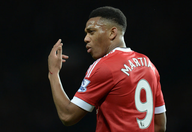 Anthony Martial needs more service from his teammates (Picture: Getty Images)