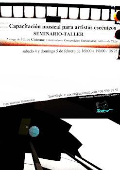 CAPACITACIÓN ESCÉNICA