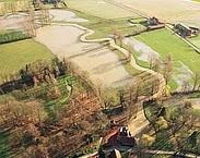 Foto cover Hoofdstuk 22: Ecosysteemdienst regulering overstromingsrisico. Natuurrapport: toestand en trend van ecosystemen en ecosysteemdiensten in Vlaanderen