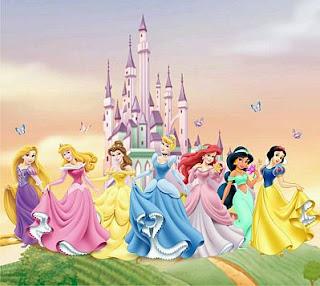 Imagenes de las Princesas de Disney, parte 3
