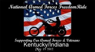 Return To Freedom Ride-Blog