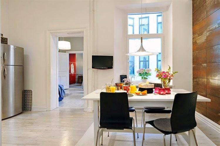 Scandinavian chalmers apartment by alvhem modern jogja design