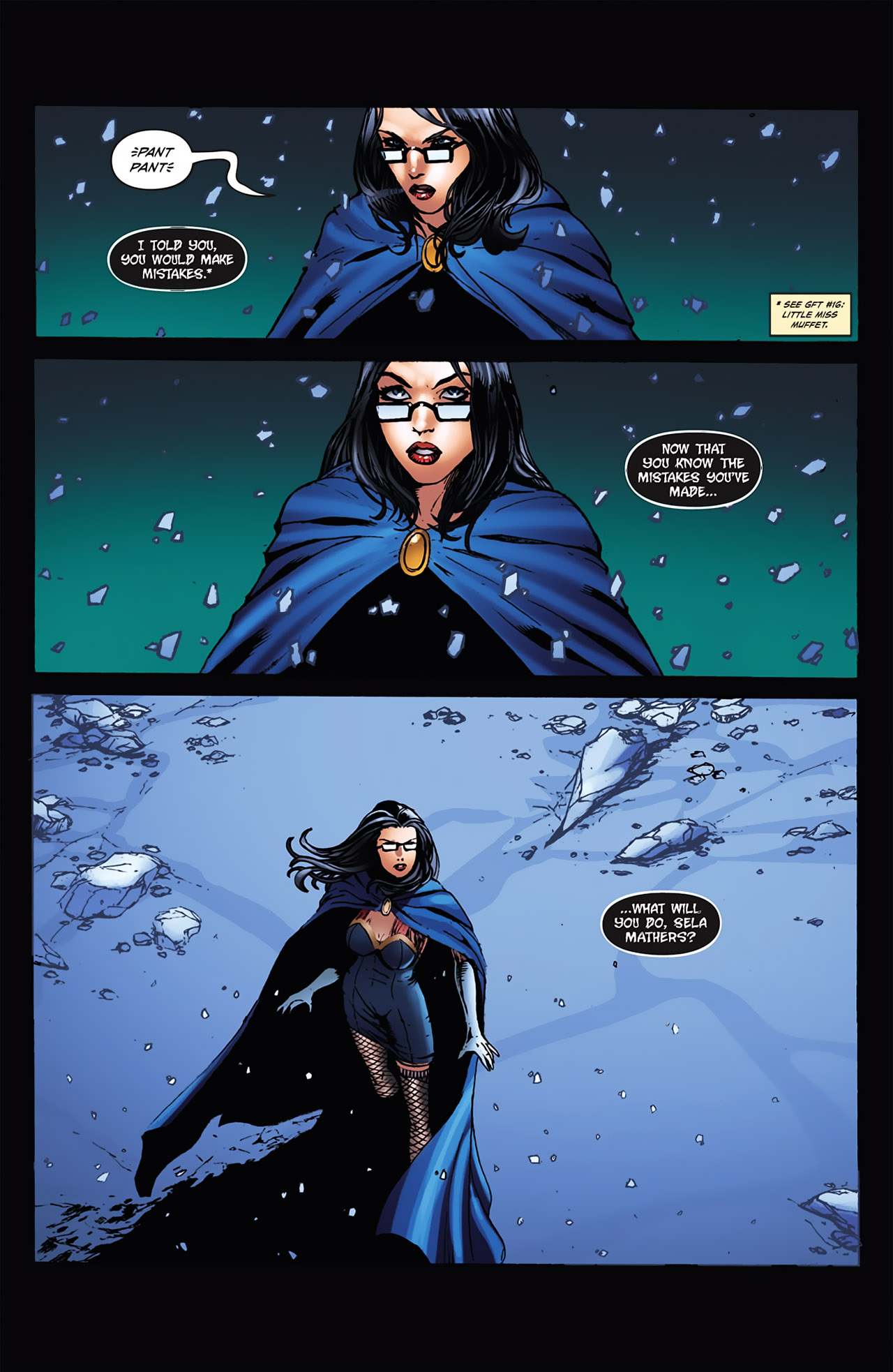 Grimm Fairy Tales (2005) Issue #23 #26 - English 11