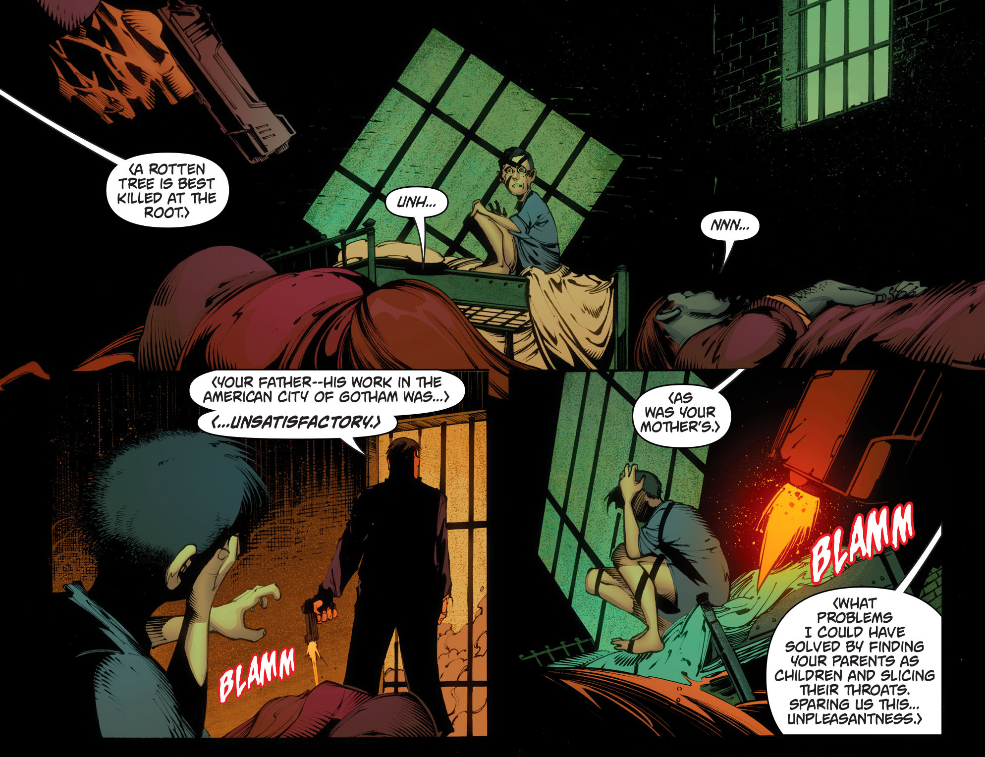 Batman: Arkham Knight [I] Issue #35 #37 - English 7