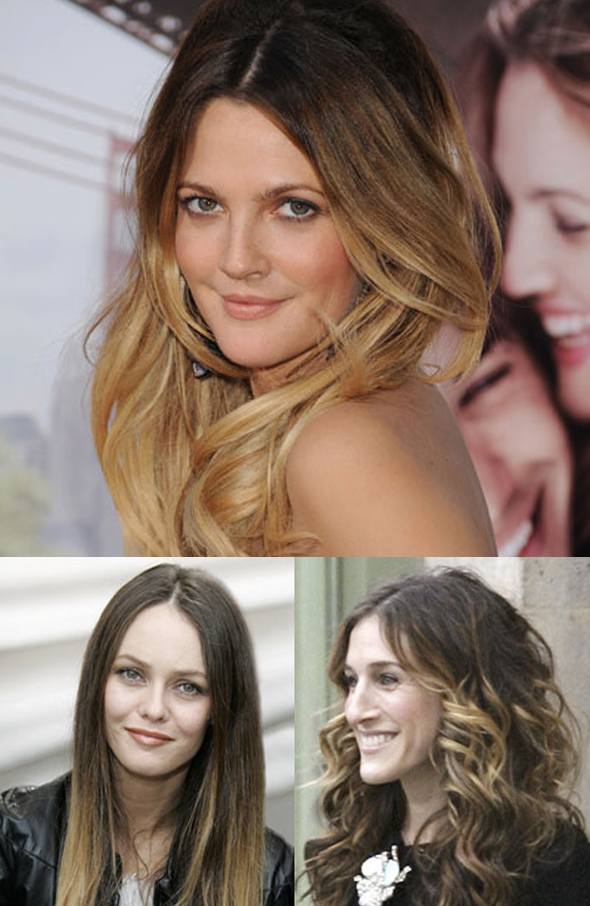 ombre hair color. ombre hair color. Ombre