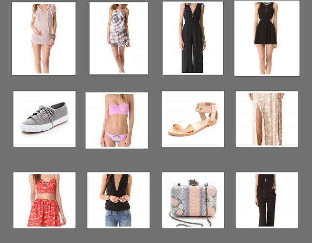 shopbop best weekly sellers
