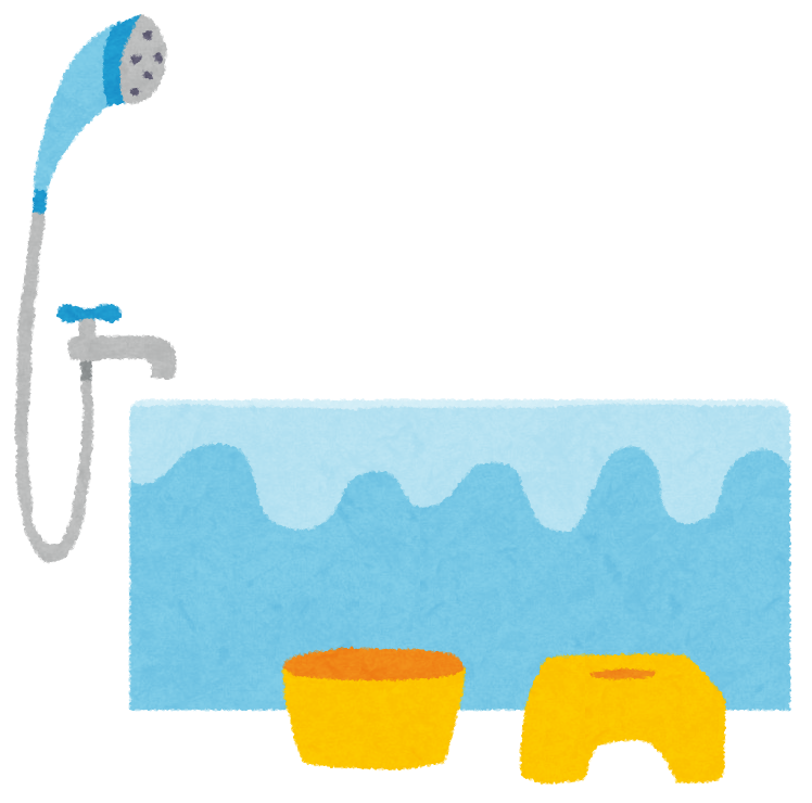 風呂 肺炎 お風呂 : お風呂に入る時間