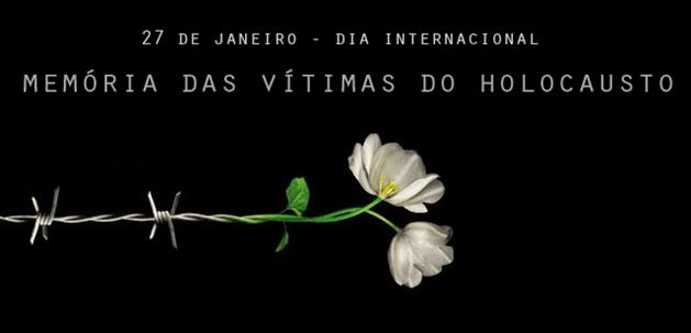 Resultado de imagem para Dia Internacional em Memória das Vítimas do Holocausto