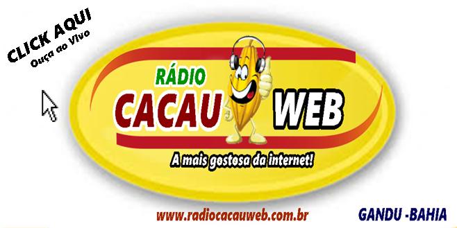 RÁDIO CACAU WEB GANDU