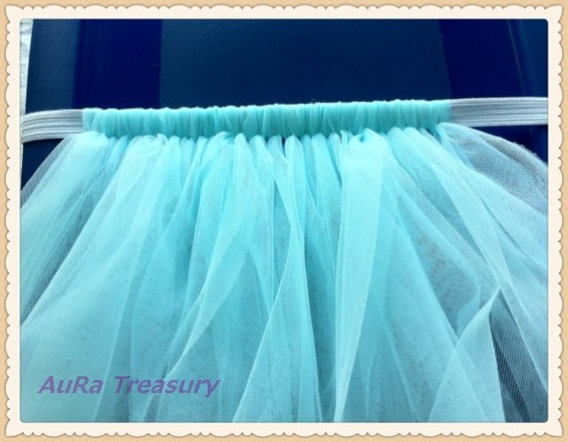 How To Make A No Sew Tutu Skirt And Dress