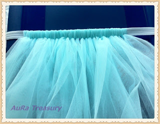 How to make a No-Sew Tutu Skirt and Dress
