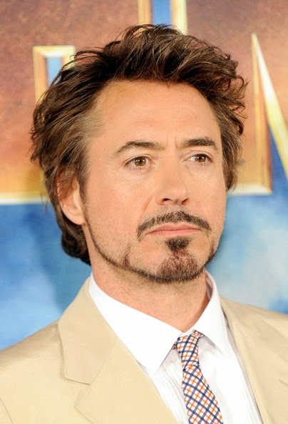 rock n roll hairstyles : Hairstyle Advice: Robert Downey Jr. Hairstyles