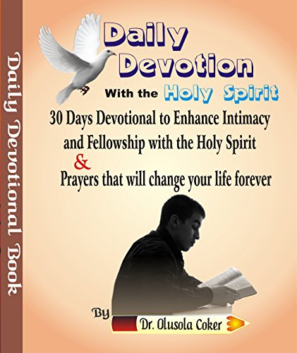 Daily Devotion With The Holy Spirit