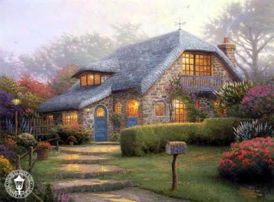 Mes tudes fran aises la maison de mes r ves - La cabane de mes reves ...