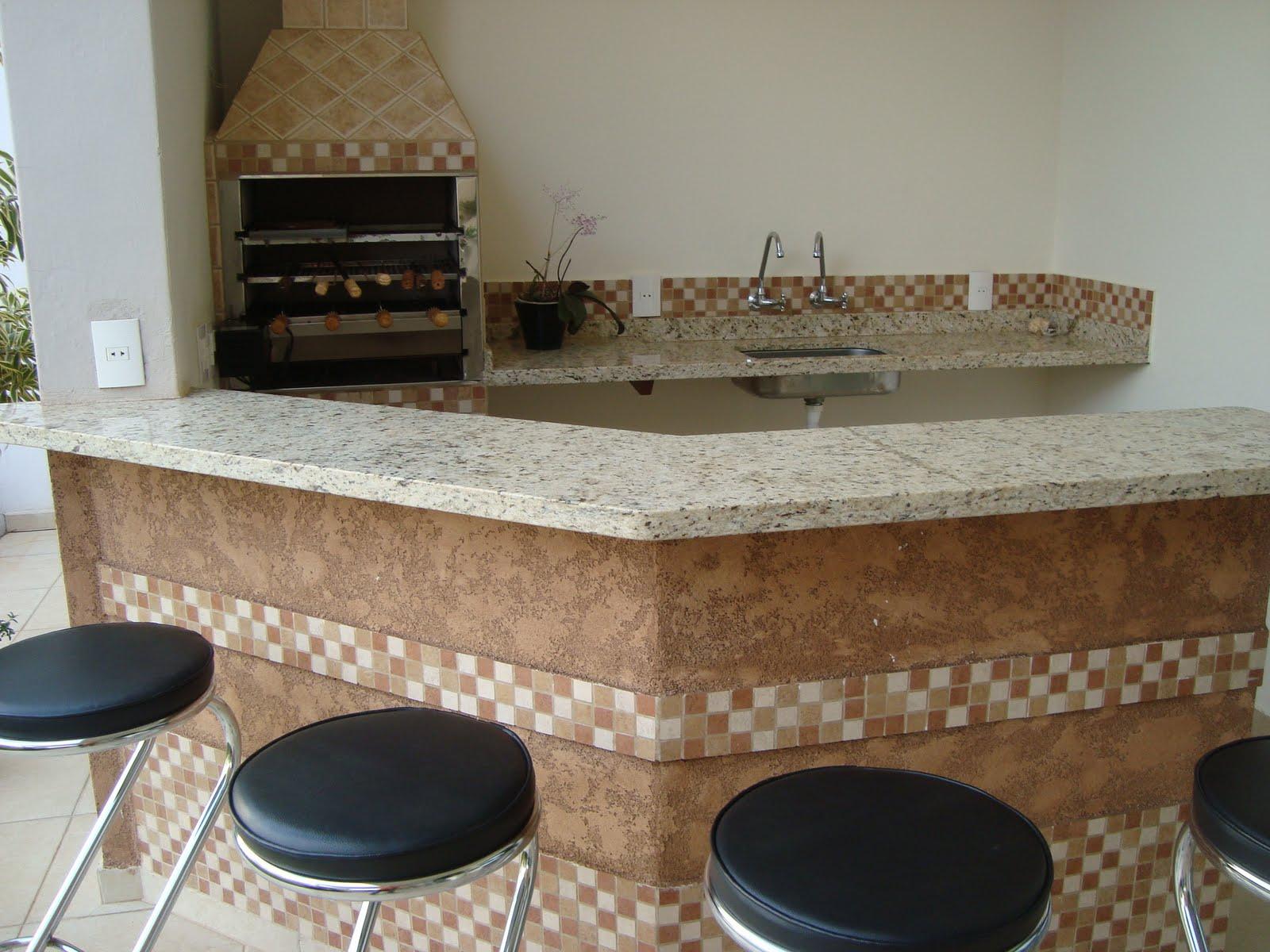 Casa da Sheila: Tons de granito e mármore #64472C 1600x1200 Banheiro Com Granito Ornamental