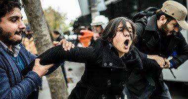 تواصل القمع التركي لحريه الاعلام, اعتقال صحفي نشر تسجيل يدين الحكومة التركيه