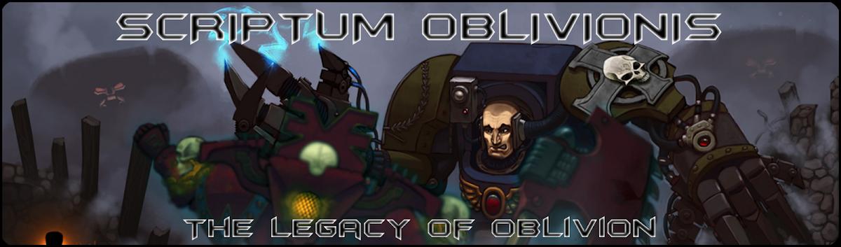 Scriptum Oblivionis