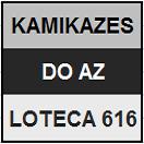 LOTECA 616 - MINIATURA KAMIKAZE