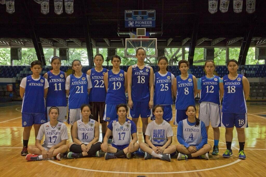 Spurious: UAAP Season 77: Ateneo Blue Eagles And Lady Eagles Rosters