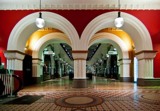 Beautiful Queen Victoria Building Sidney