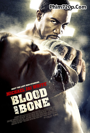 Blood And Bone 2009 poster