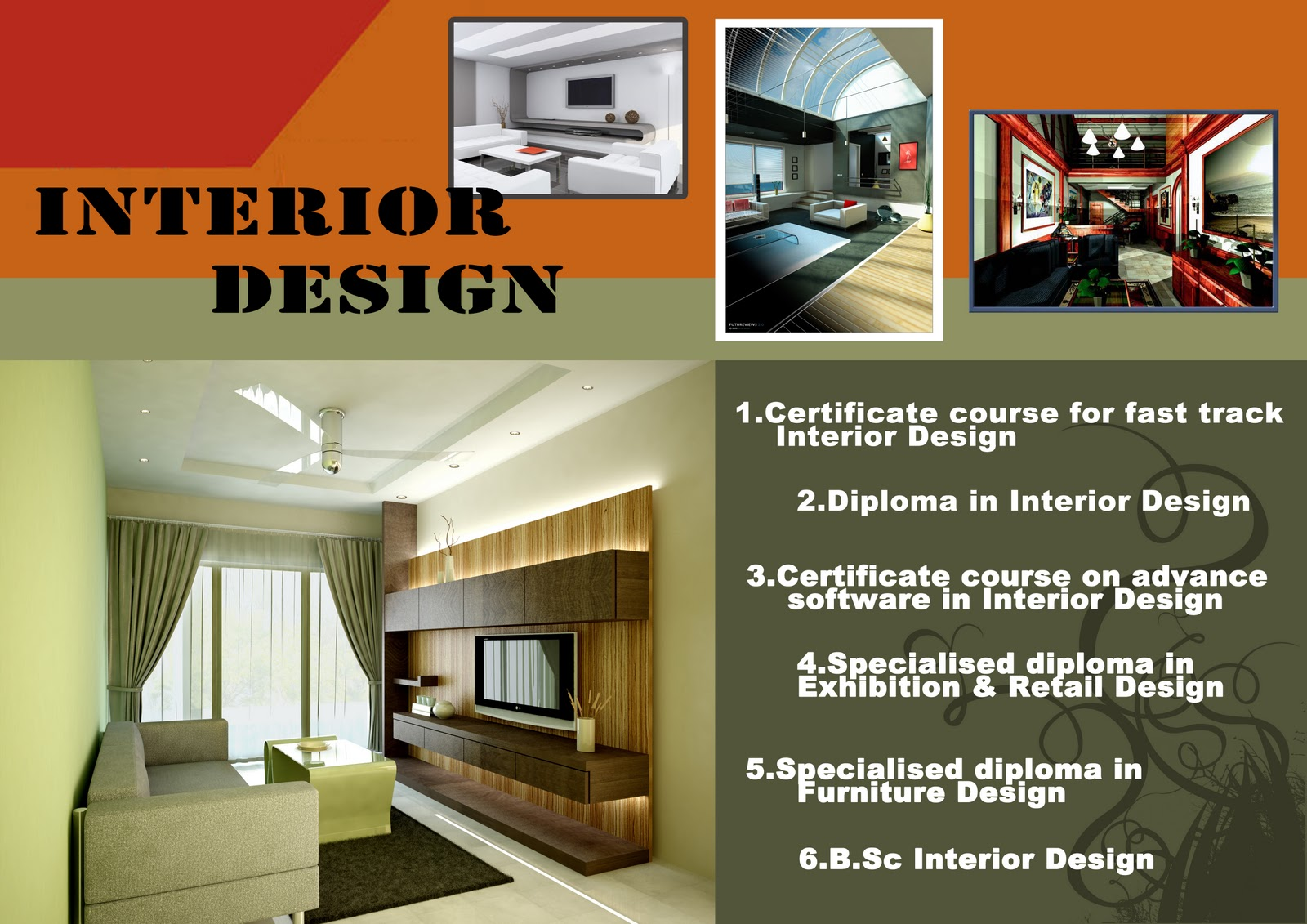 What Is Interior Design CourseEvening Interior Design Courses Home