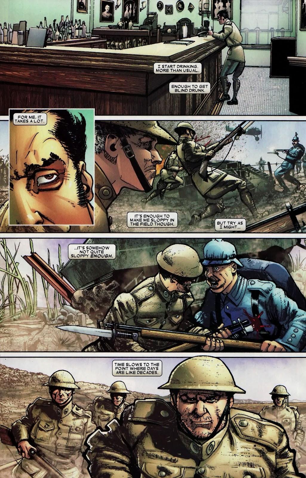 Read online Wolverine (2003) comic -  Issue #59 - 5